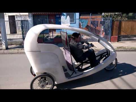 Taxi Bici Solar - Solar 3 - Video 2