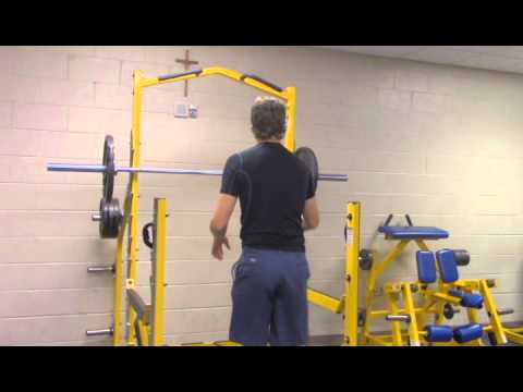 Module 2 lesson 4 weight training submission William Potosky