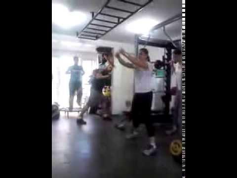 Treinamento 7 Equipe Cia Croos Training - Cia Training Personal Arapongas