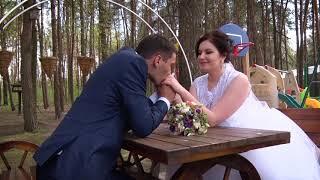 Видеосъёмка свадеб в Новозыбкове. 28 апреля 2018.  Грин Парк.