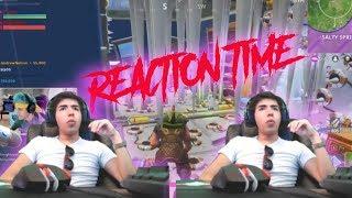 ¿Tres llamas juntas ?! - *Reaction time* #1