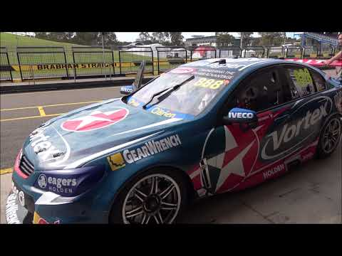 2016 Hotlap with Craig Lowndes