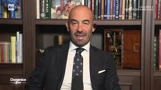 Https://www.raiplay.it/programmi/domenicain/ - mara venier intervista il professor matteo bassetti sugli ultimi sviluppi della pandemia causata dal virus sar...