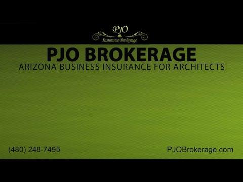 Arizona Business Insurance For Architects | PJO Brokerage