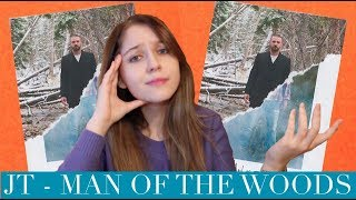 Justin Timberlake - Man Of The Woods | Обзор альбома (album review)