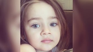 Самый Красивый Ребёнок Азербайджана Бану | #RanTamTam