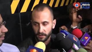 Víctor Vázquez viene a ser campeón con Cruz Azul