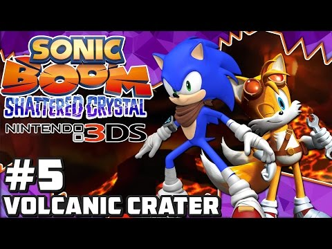 sonic-boom:-shattered-crystal---part-5:-volcanic-crater