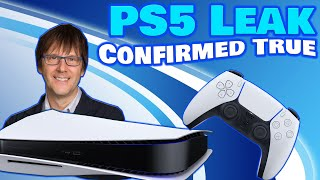 HUGE Dev Confirms Previous PS5 Leak  Is REAL! Sony Beats Microsoft To This Technology!
