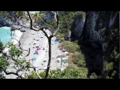 Hiliadou beach Evoia