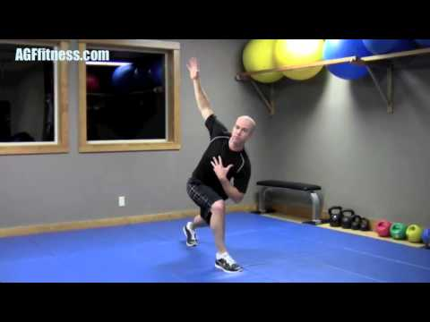 """Weekly """"Golf Fitness"""" Workout Series: add rotation for longer drives and a better golf game."""
