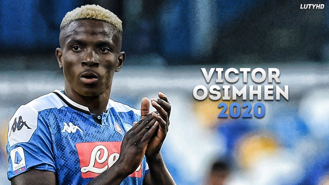 Victor Osimhen 2020 Welcome To Napoli Dribbling Skills Goals Hd Youtube