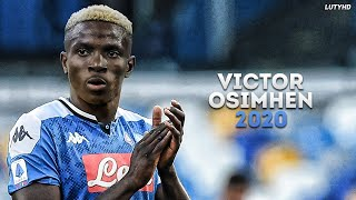 ... victor osimhen is talented lille and nigeria player!a lot of pages are talking about