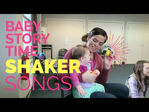 Shake your Shaker, Rain on the Grass (Storytime Songs)
