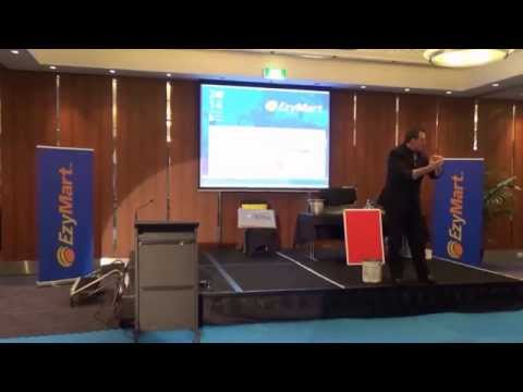 EzyMart 2014 Conference & Trade Show video