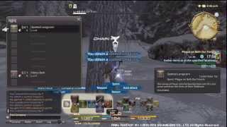 Video Final Fantasy XIV A Realm Reborn - Botanist & Miner Quick Leveling Up download MP3, 3GP, MP4, WEBM, AVI, FLV Desember 2017