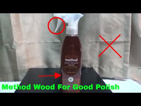 ✅  How To Use Method Wood For Good Polish Review