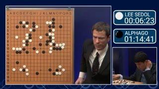 Lee Sedol vs AlphaGo: The Hand of God