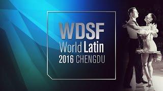 Tsaturyan - Gudyno, RUS   2016 World Latin R1 C   DanceSport Total