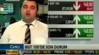 Forex Analisti Enver Erkan, Dolar/TL ve kuru yorumluyor. Bloomberg HT
