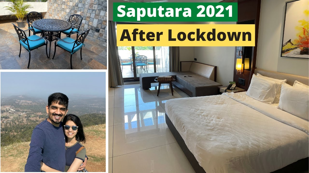 My First Vlog! - Saputara With Family | Road Trip After Lockdown, Hotel Room Tour | 2021 | Part 1