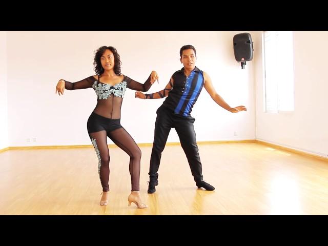 Les Coachs de Danse de Salon & Kizomba au LaRok Studio