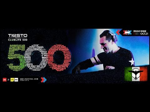 Tiesto Live Broadcast CL500 from Amsterdam, Netherlands