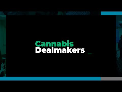 Cannabis Dealmakers Investor Forum New York City | May 28 2019