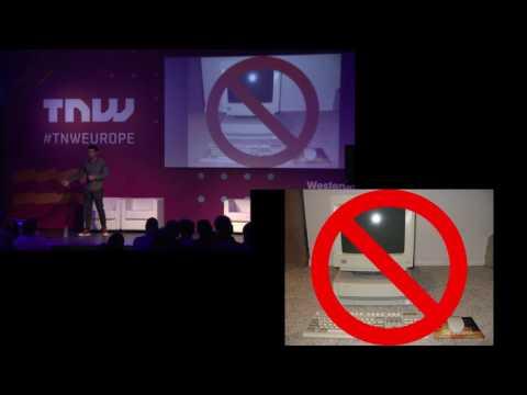 Samy Kamkar (Hacker) | TNW Conference | Secret Hacking Techniques