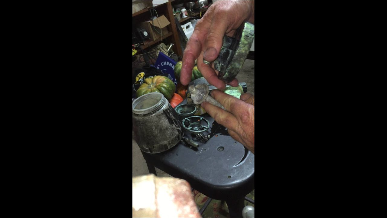 Disassemble and reassemble a Wagner sprayer