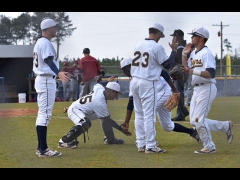 ANDREW COLLEGE BASEBALL VS. EAST GA. STATE - APRIL 23, 2016 - 1PM DH