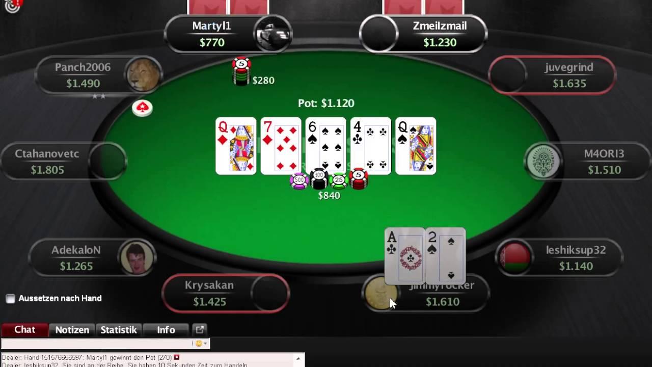 Pokerstars Oefengeld Naar Echt Geld