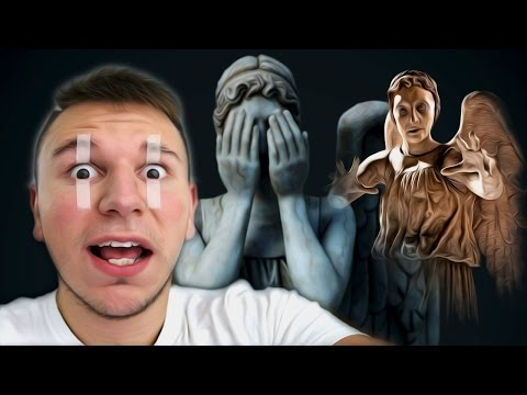 WEEPING ANGELS THE GAME | Statues