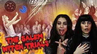 Salem Witch Trials - Sick Sad Podcast #2