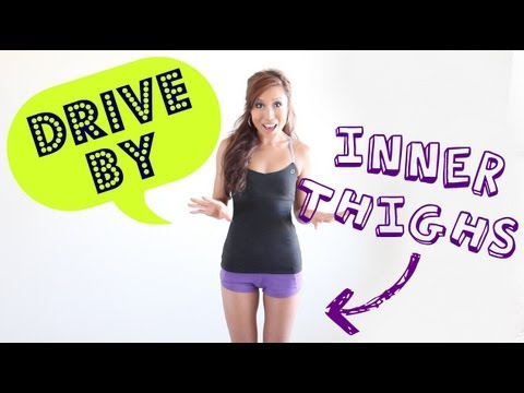 Drive By Inner Thighs Challenge Workout