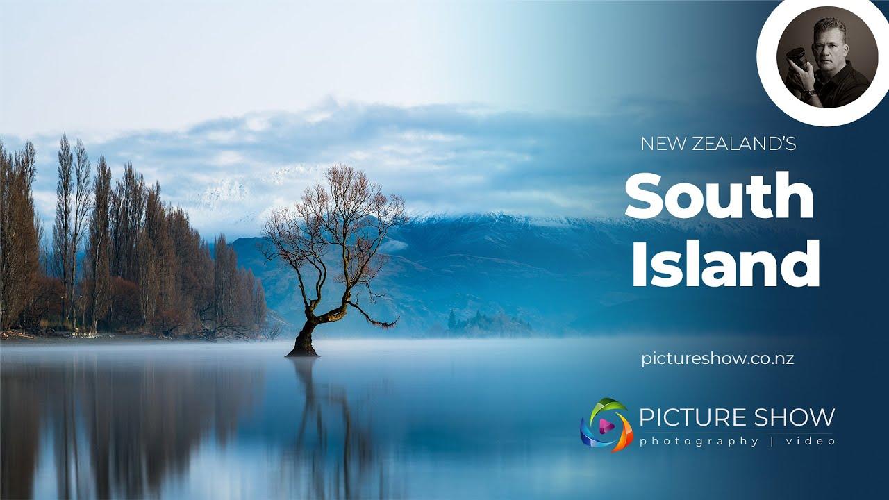 New Zealand's South Island Scenery