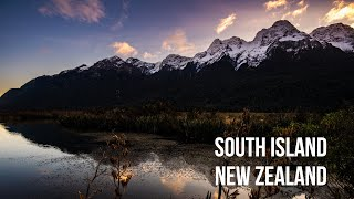 SOUTH ISLAND - New Zealand's Best Scenery