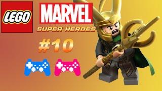 LEGO Marvel Super Heroes - 10 - BIG LOKI BATTLE