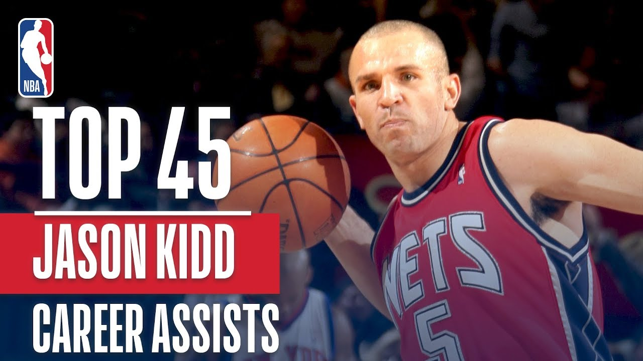 Joe Harris reacts to passing Jason Kidd for Nets' all time leader in ...