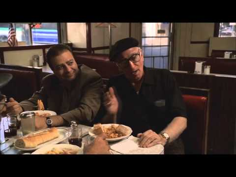 The Sopranos - ''Next time you come in, you come heavy or not at all''