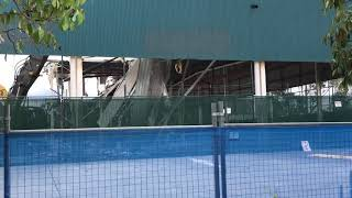 BURLEIGH Heads Bunnings Demolition
