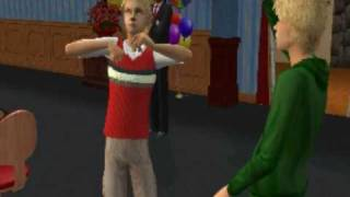 The Sims 2 - Birthday Rap (The Suite Life)