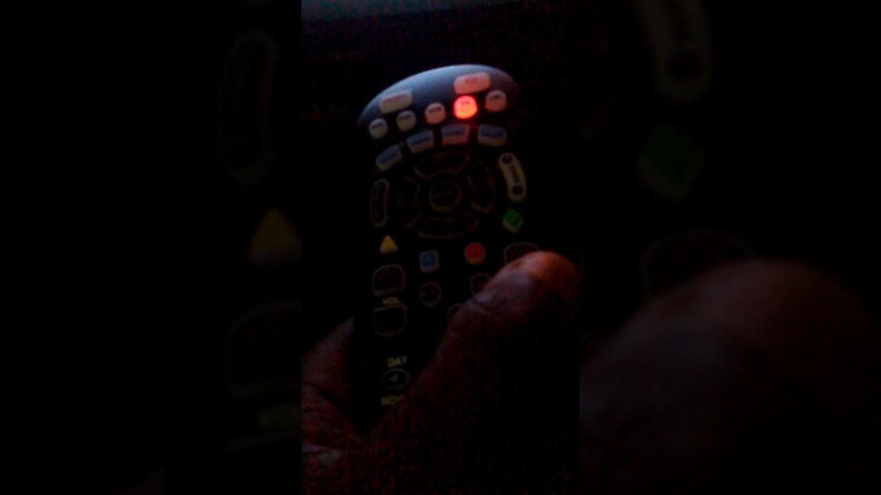 Programing a Spectrum TV remote