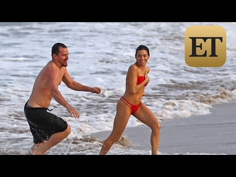 Jenna Dewan Sizzles in Skimpy Red Bikini During PDA-Filled Beach Day With Channing Tatum