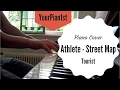 watch he video of Athlete - Street Map (Piano Cover) | Your Pian1st #17