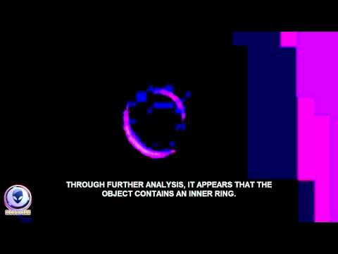 4/20/2014 GIANT RING SHAPED UFO CAUGHT NEAR SPACE STATION! ALIEN CRAFT COVERUP