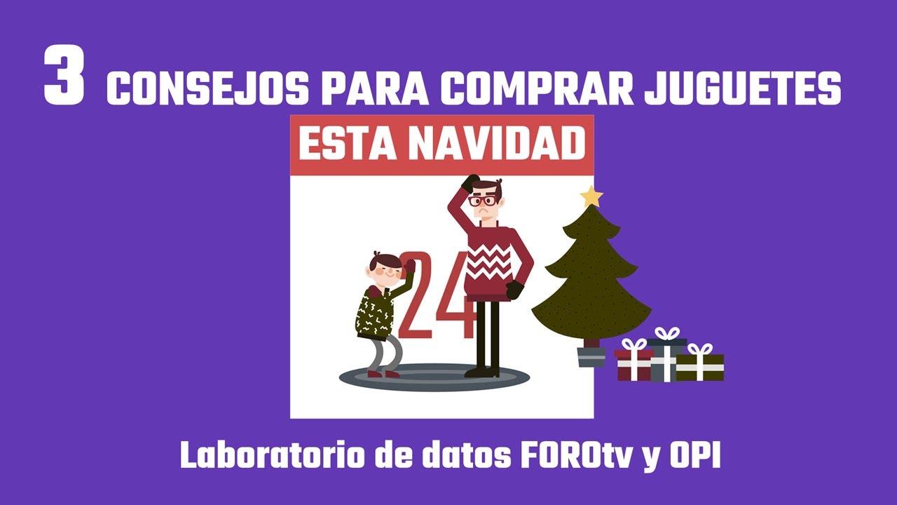 Consejos Esta Y Para Comprar Tres Opi NavidadInvestigación Juguetes De Forotv n0vwmN8
