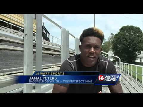 Bassfield's Jamal Peters talks about verbal commitment to Mississippi State