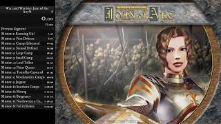Wars and Warriors: Joan of Arc - SPEEDRUN Any% in 2:06:08