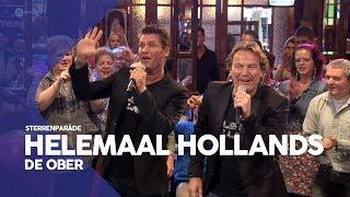 Helemaal Hollands - De ober | Sterrenparade